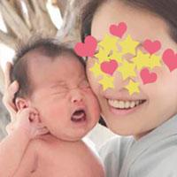 赤ちゃんご誕生のお知らせ(2018年4月)